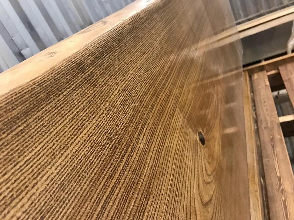 Кровать из слэба